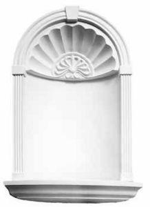 Locker & Riley - nn02 - Hornacina Ornamental