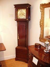 TALBOT HOUSE ANTIQUE CENTRE - mark holden - Reloj De Pared Caja Alta