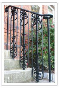 Peter Weldon Iron Designs -  - Rampa De Escalera