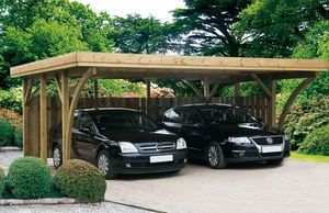 DIRECT ABRIS -  - Cobertizo De Coche Carport