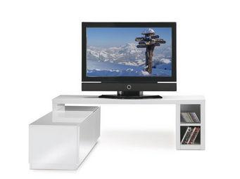 Miliboo - troye tv noir - Mueble Tv Hi Fi