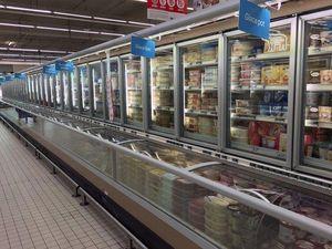GLASSOLUTIONS France - ever clear - Mostrador De Frío