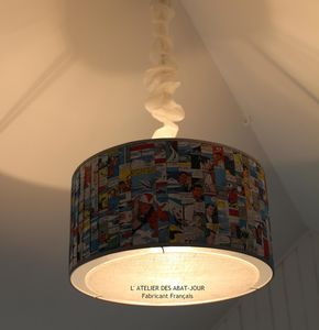 Abat-jour -  - Lámpara Colgante