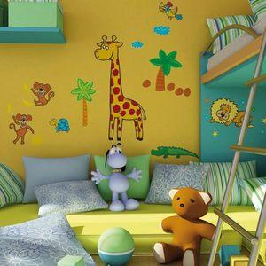 D-C-FIX - giraffe - Adhesivo Decorativo Para Niño