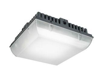 Leds C4 - plafonnier extérieur carré premium led ip65 - Plafón Para Exterior