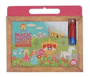 BERTOY - magic painting a day at the palace - Juegos Educativos