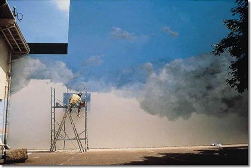Dominique Antony Peintre Muraliste - Trampantojo-Dominique Antony Peintre Muraliste
