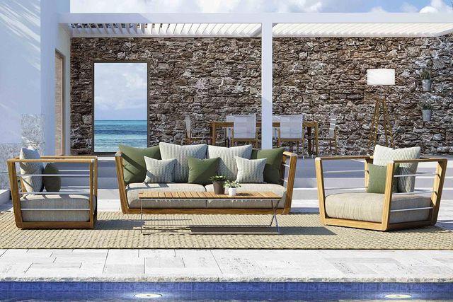 ITALY DREAM DESIGN - Salón de jardín-ITALY DREAM DESIGN-Abbraccio