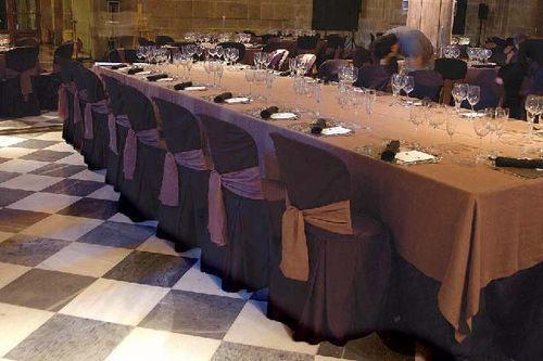 RESOL - Mesa de banquete-RESOL-Albéniz