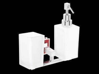 Accesorios de baño PyP - Distribuidor de jabón-Accesorios de baño PyP-RU-89