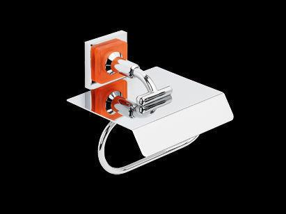 Accesorios de baño PyP - Portapapel higiénico-Accesorios de baño PyP-ZA-01