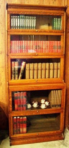ANTICUARIUM - Biblioteca-ANTICUARIUM-MODULE GLOBE WERNICKE