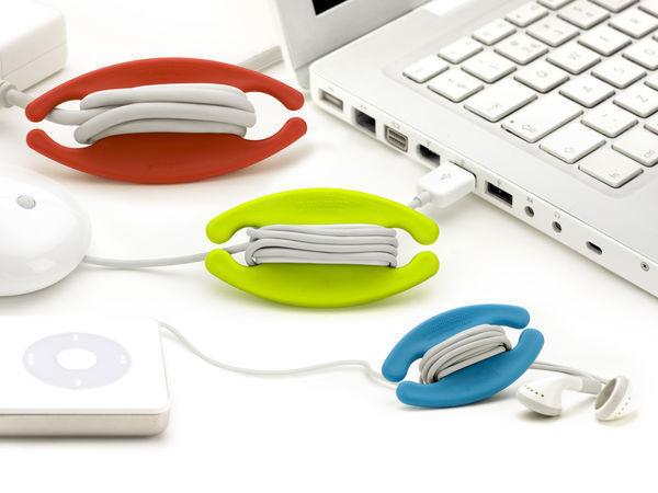DRIINN - Enrollador de cable de auriculares-DRIINN