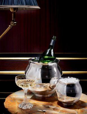 Ercuis - Cubo de champagne-Ercuis-TRANSAT