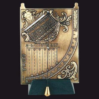 HEMISFERIUM - Reloj de exterior-HEMISFERIUM-Cadran Capucin