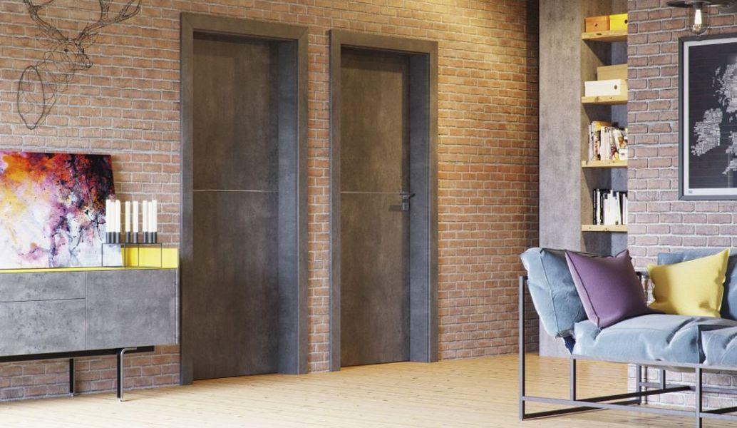 Unaferm Porta interna a battente Porte Porte e Finestre  |