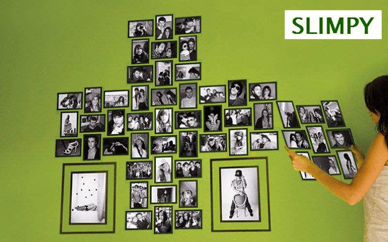 SLIMPY CADRES SANS CLOU NI VIS Cornice Cornici Oggetti decorativi  |