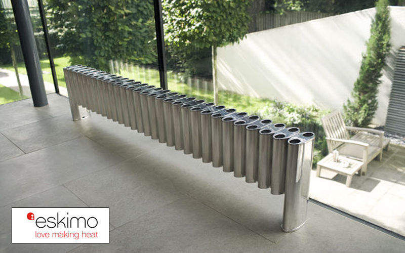 ESKIMO Radiateurs Design Radiatore Radiatori Attrezzatura per la casaCamera da letto | Design Contemporaneo