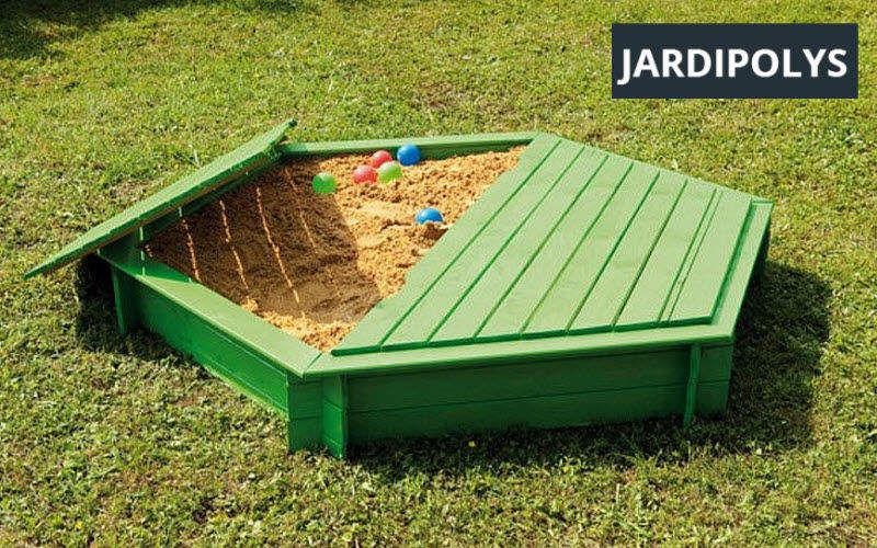 JARDIPOLYS Sabbiera Giochi all'aria aperta Giochi e Giocattoli  |