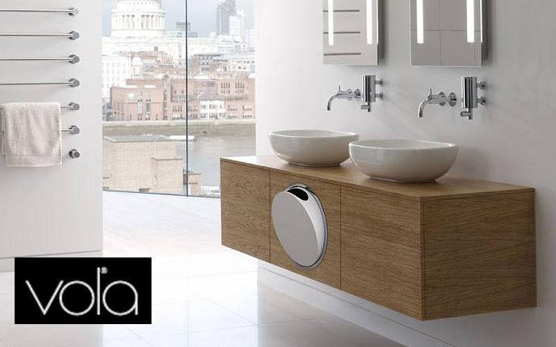 VOLA Mobile con doppio lavabo Mobili da bagno Bagno Sanitari  |