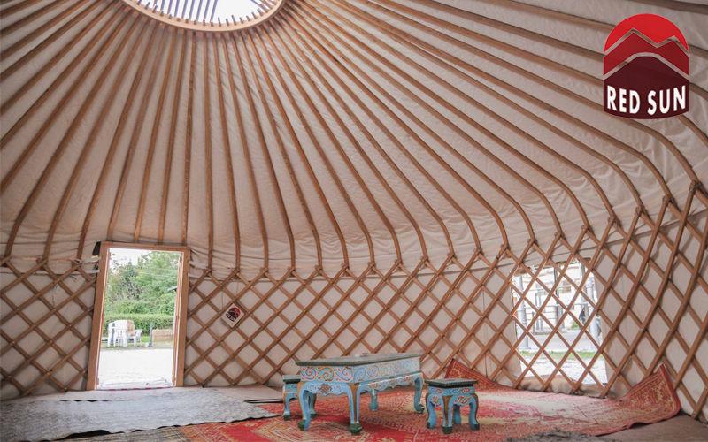 Yurta Red Sun Yurta Tende Giardino Tettoie Cancelli...  |