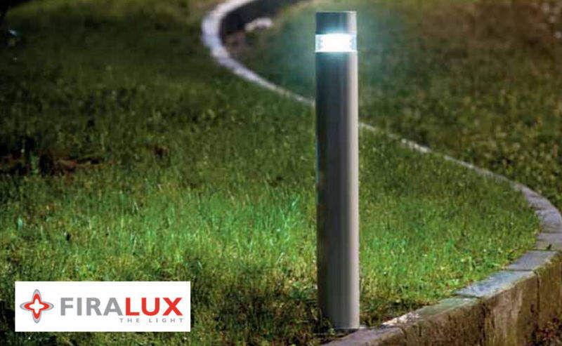 FIRALUX Lampada segnapasso da esterno Lampade e Illuminazione da terra Illuminazione Esterno  |