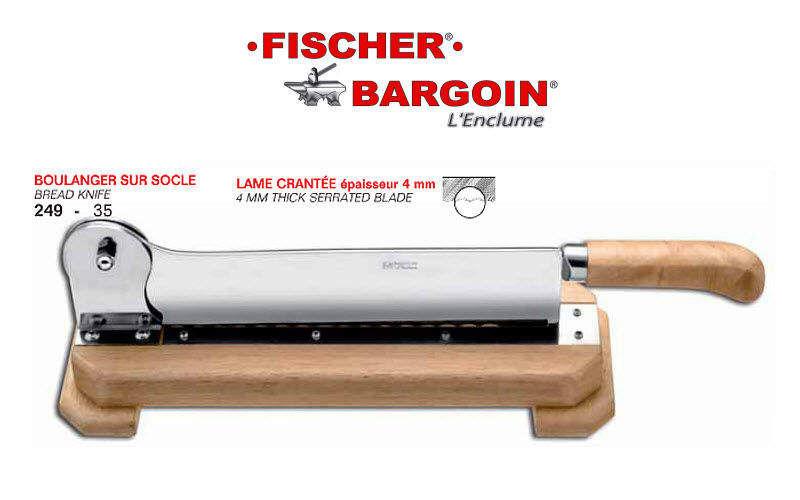 FISCHER BARGOIN Affetta pane Tagliare & pelare Cucina Accessori  |