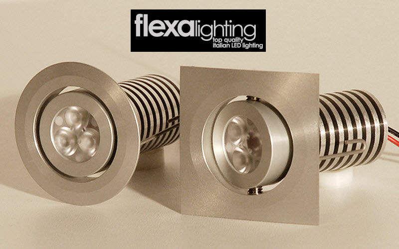 Flexa lighting Faretto / spot da incasso orientabile Faretti Illuminazione Interno   