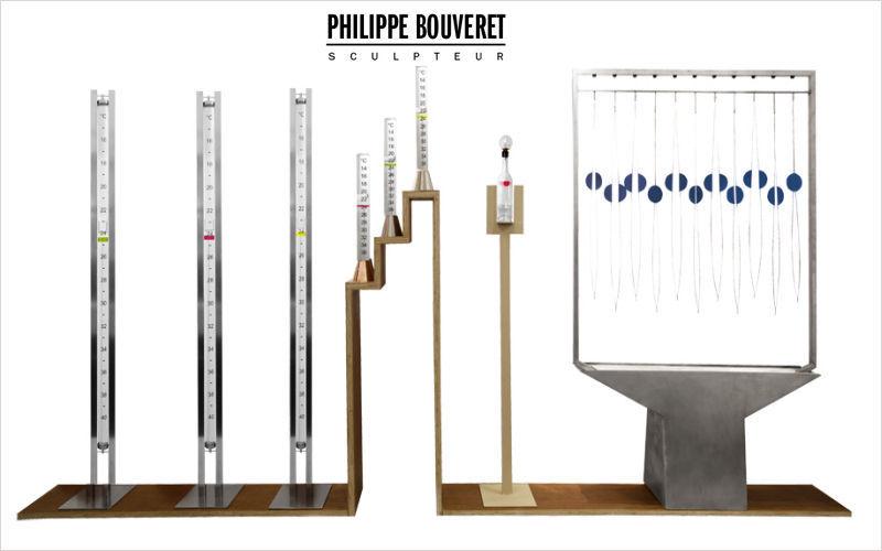 P. BOUVERET OBJETS INVENTÉS Termometro Varie soprammobili e decorazioni Oggetti decorativi  |