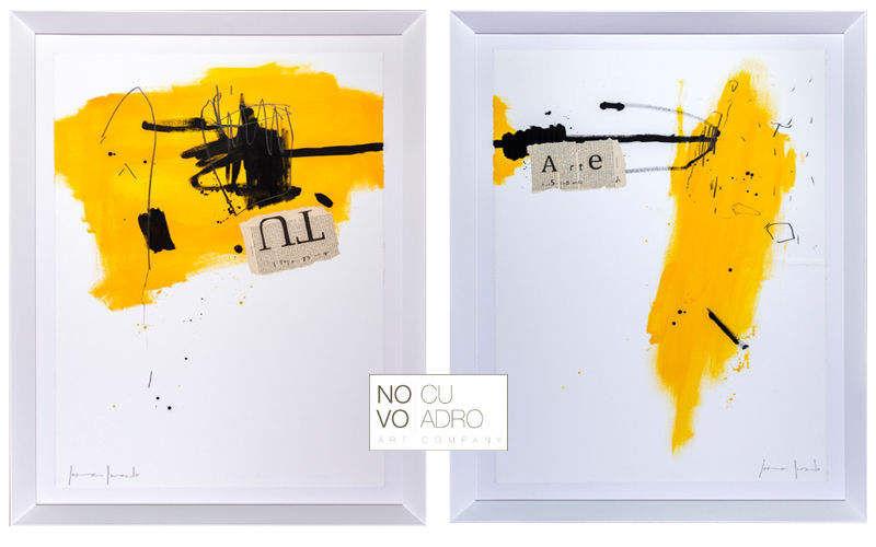 NovoCuadro Quadro contemporaneo Pittura Arte  |