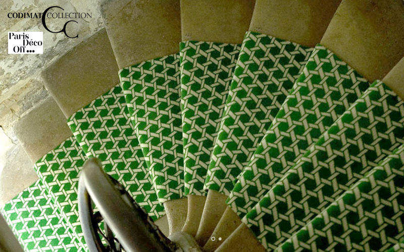 Codimat Co-Design Passatoia scala Stuoie, passatoie e zerbini Tappeti Tappezzeria  |