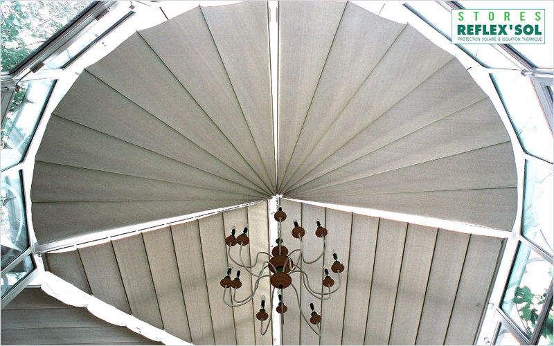 Stores Reflex'sol Tenda per veranda Avvolgibili Tessuti Tende Passamaneria  |