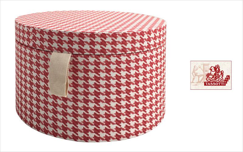 Tassotti Scatola per cappelli Accessori cabina armadio Dressing e Complementi  |