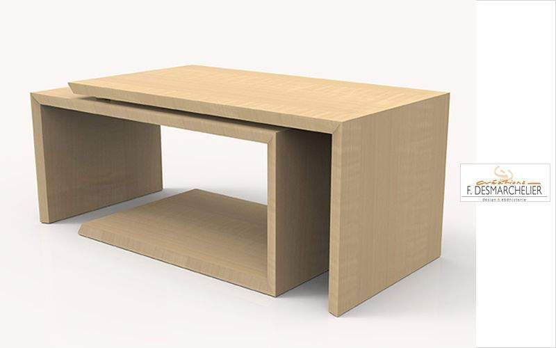Creation Desmarchelier Tavolino rettangolare Tavolini / Tavoli bassi Tavoli e Mobili Vari  |