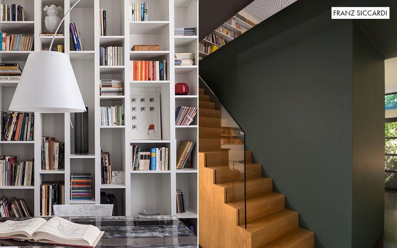 FRANZ SICCARDI Progetto architettonico per interni Progetti architettonici per interni Case indipendenti  |