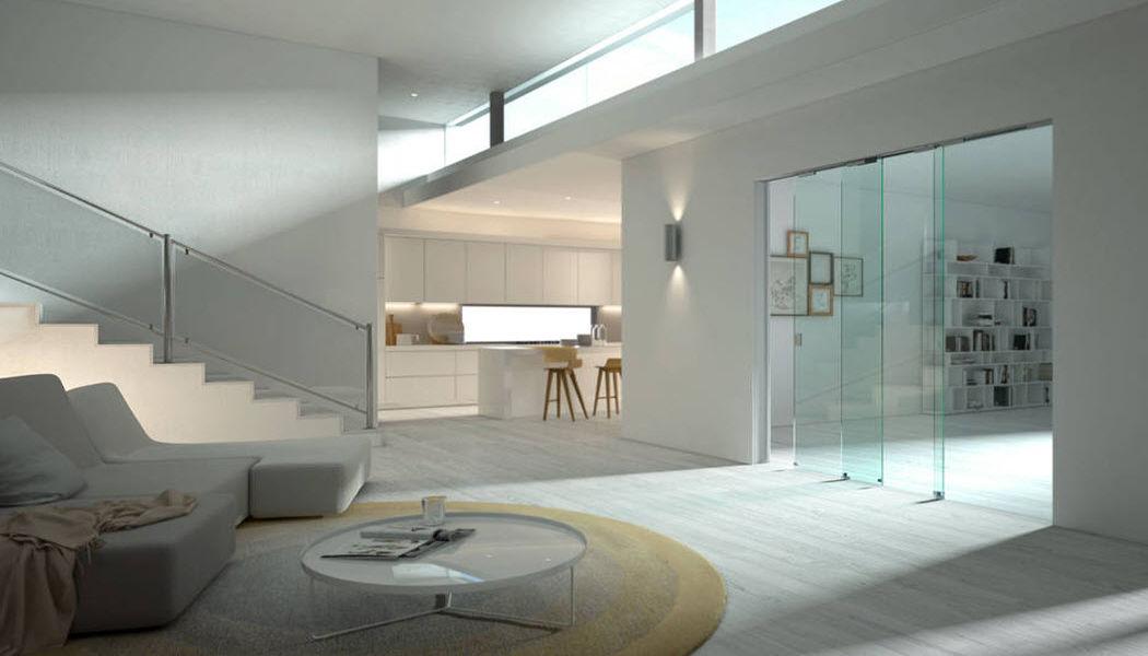 Scrigno Porta interna scorrevole Porte Porte e Finestre Salotto-Bar | Design Contemporaneo