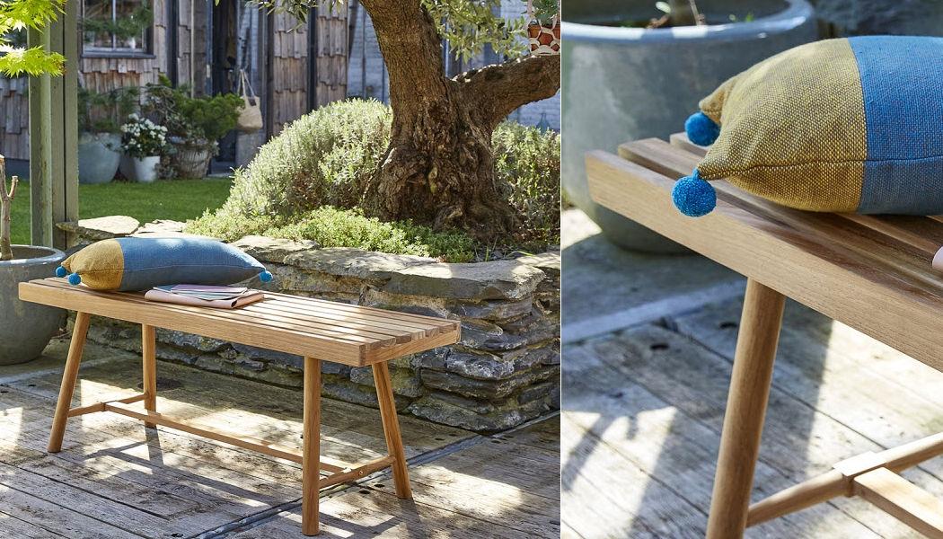 BOIS DESSUS BOIS DESSOUS Panchina da giardino Panchine per esterni Giardino Arredo  |