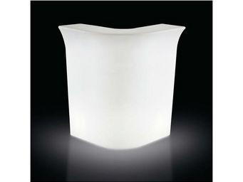 TossB - bar jombo corner lumineux - Vaso Luminoso