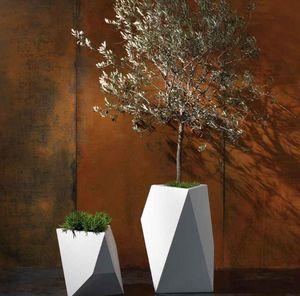 BYSTEEL - Vaso per albero