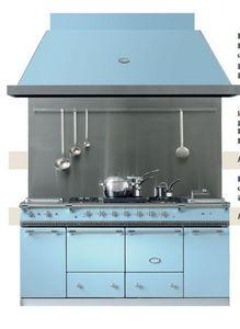 Gruppo cottura doppio forno