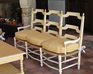 Jonathan Charles Fine Furniture Seduta Radassier