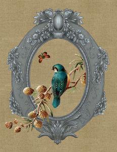 APOLONY -  - Quadro Decorativo