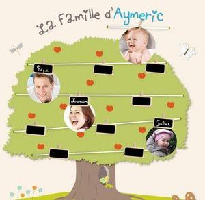 BABY SPHERE -  - Albero Genealogico Bambino