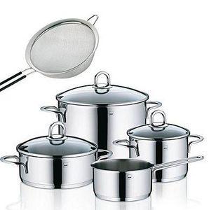 KELA  - set culina 5 pièces - Batteria Da Cucina