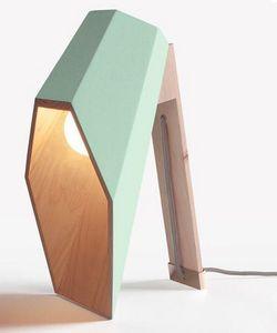 ALESSANDRO ZAMBELLI Design Studio -  - Lampada Da Tavolo