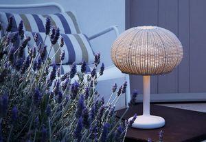 Bover - garota mini - Lampada Da Giardino