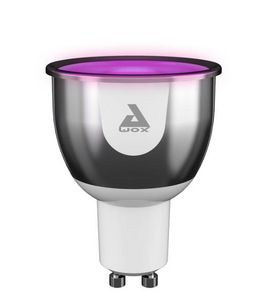 AWOX France - smartlightgu10 - Lampada Collegata