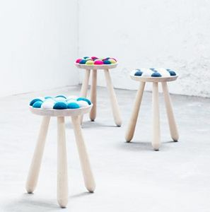 AVEVA-DESIGN - wow stool-- - Sgabello