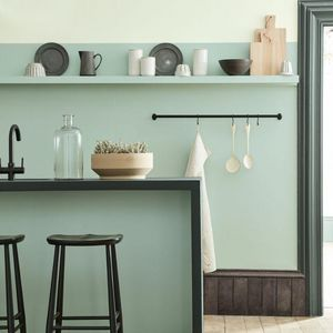 Little Greene - aquamarine - Pittura Murale