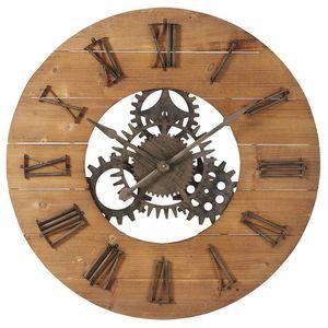 MAISONS DU MONDE - horloge à balancier 1419902 -